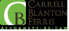 Carell Blanton Ferris Logo