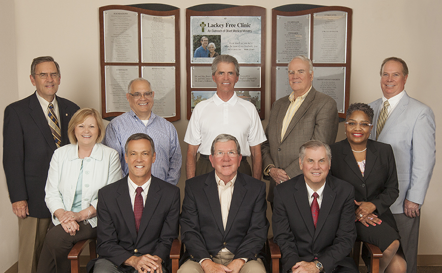 Lackey Board of Directors