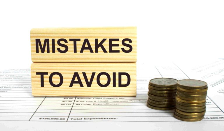 Mistakes to avoid in estate planning and how to ensure your beneficiary is taken care of